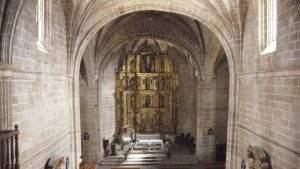 parroquia de san juan bautista fuenteguinaldo