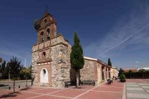 parroquia de san juan bautista garcihernandez