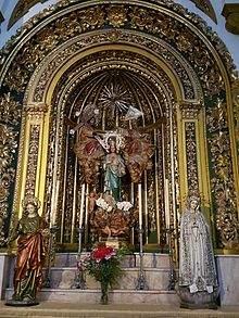 parroquia de san juan bautista gema