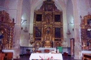 parroquia de san juan bautista gomara