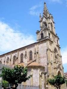 Parroquia de San Juan Bautista (Gros) (Donostia)