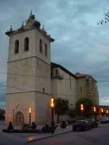 parroquia de san juan bautista guadalix de la sierra