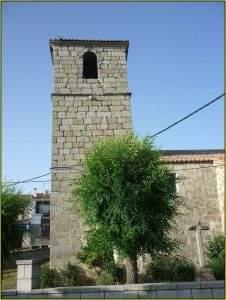 parroquia de san juan bautista hoyocasero