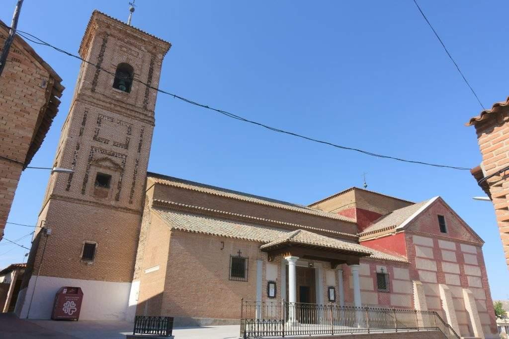 parroquia de san juan bautista la mata