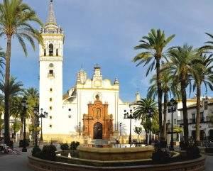 Parroquia de San Juan Bautista (La Palma del Condado)