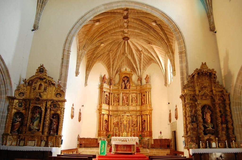 parroquia de san juan bautista malpartida de plasencia