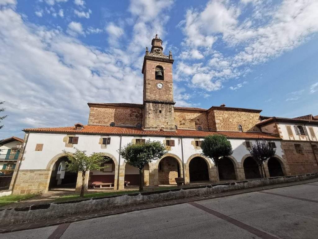 parroquia de san juan bautista orondritz