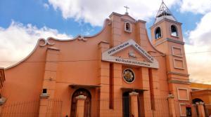 parroquia de san juan bautista orrio