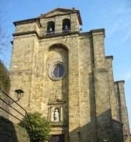 parroquia de san juan bautista pasaia