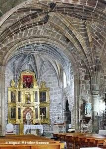 parroquia de san juan bautista peraleda de san roman