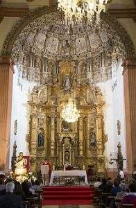 parroquia de san juan bautista rodilana