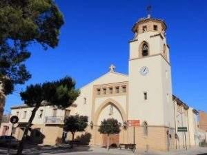 parroquia de san juan bautista san juan mozarrifar