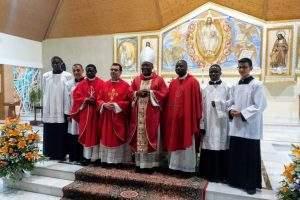 parroquia de san juan bautista sangonera la seca