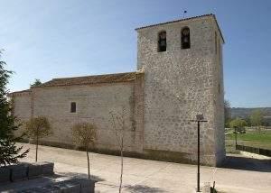 parroquia de san juan bautista santibanez de valcorba