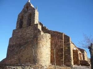 parroquia de san juan bautista santibanez de vidriales