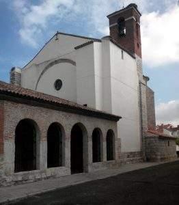Parroquia de San Juan Bautista (Santovenia de Pisuerga)