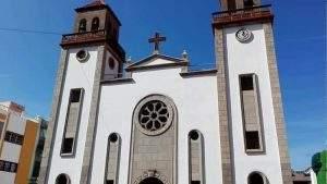 parroquia de san juan bautista tasarte la aldea de san nicolas