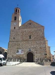 Parroquia de San Juan Bautista (Urda)