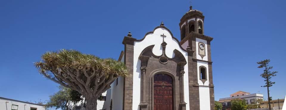 parroquia de san juan bautista villa de arico