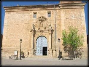 Parroquia de San Juan Bautista (Villafranca del Campo)