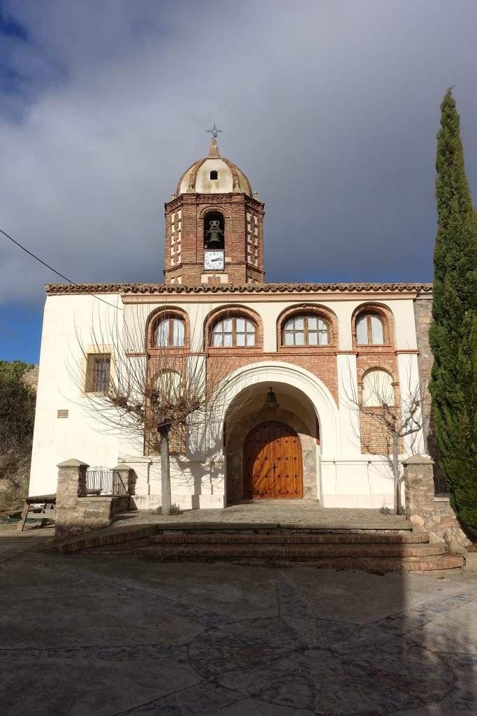 parroquia de san juan bautista villarroya