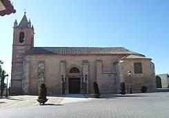 Parroquia de San Juan Bautista (Villarta de San Juan)