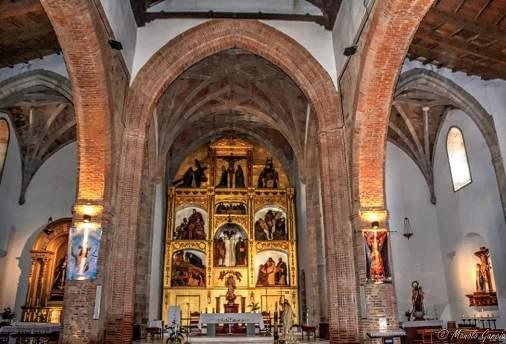 parroquia de san juan bautista y santo domingo de silos chillon