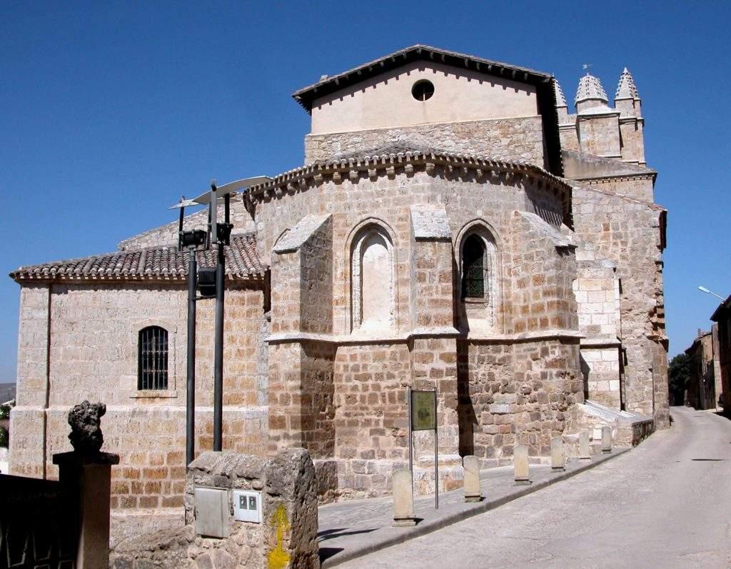 parroquia de san juan castrojeriz