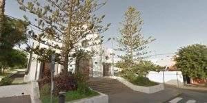 Parroquia de San Juan Crisóstomo (Tafira Baja) (Las Palmas de Gran Canaria)