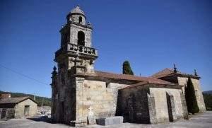 parroquia de san juan de crespos padrenda