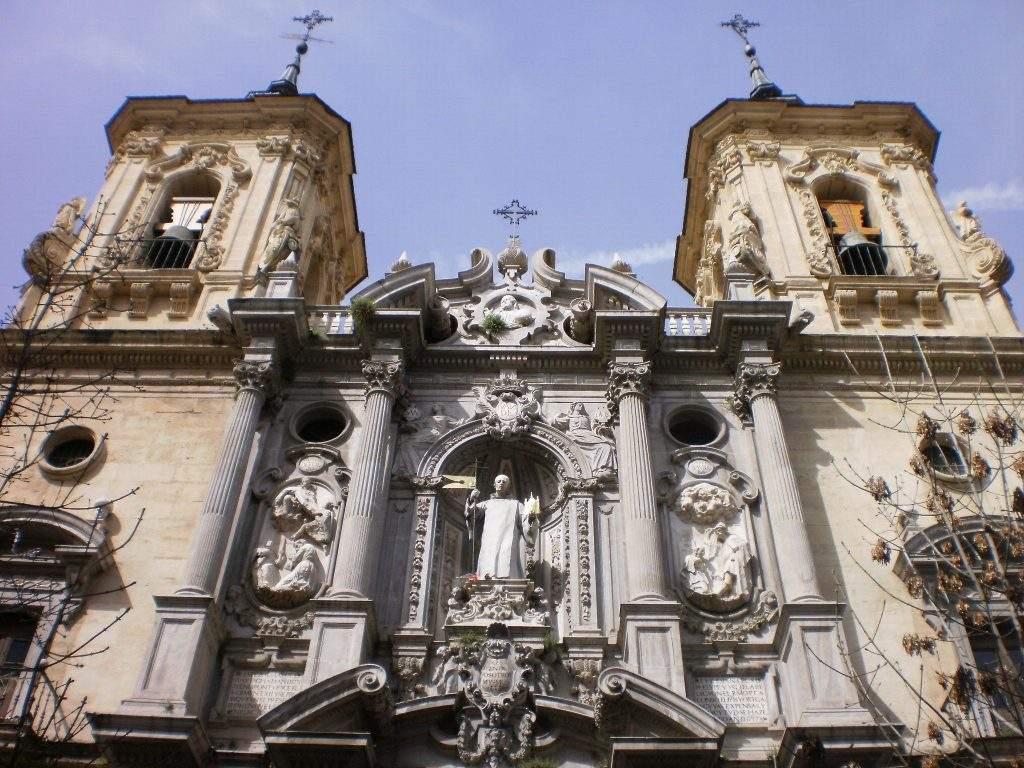 parroquia de san juan de dios granada
