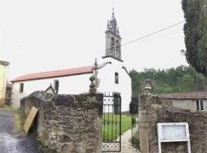 parroquia de san juan de furelos melide