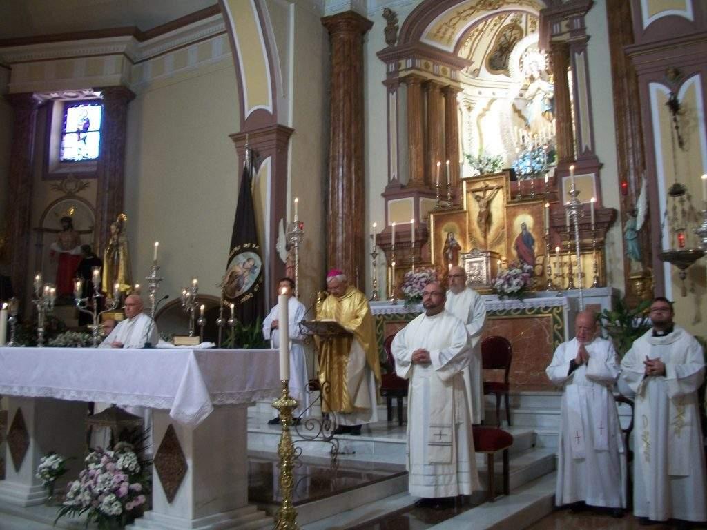 parroquia de san juan de la cruz jaen
