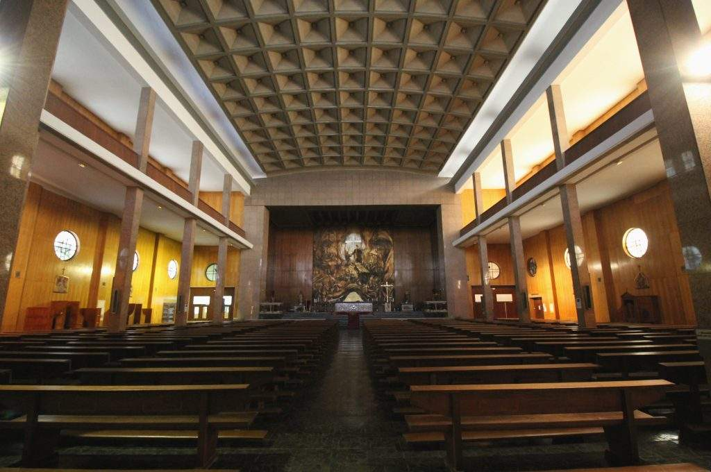 parroquia de san juan de la cruz madrid