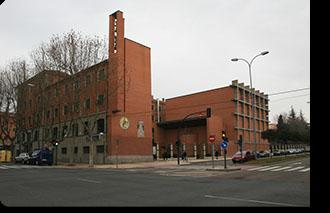 parroquia de san juan de mata trinitarios salamanca