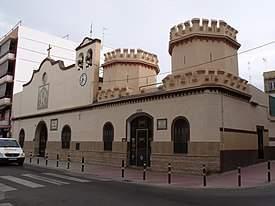Parroquia de San Juan de Ribera (Burjassot)