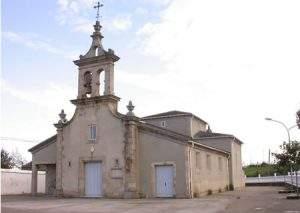 Parroquia de San Juan de Vilaronte (Foz)