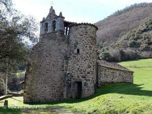 Parroquia de San Juan Degollado (Lomeña) (Pesaguero)