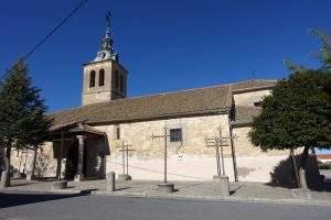 parroquia de san juan evagelista cilleruelo de abajo