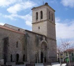 parroquia de san juan evangelista arrabal de portillo