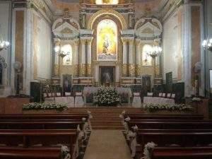parroquia de san juan evangelista benifairo de la valldigna
