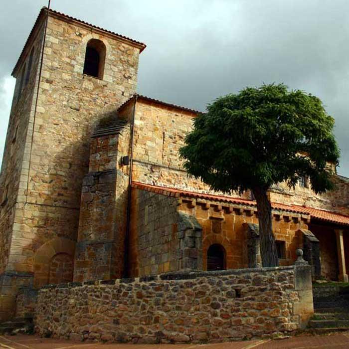 parroquia de san juan evangelista derronadas