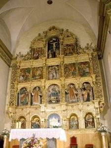 parroquia de san juan evangelista huarte