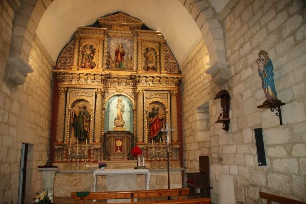 parroquia de san juan evangelista irunela