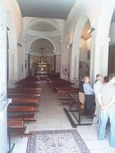 parroquia de san juan evangelista orusco de tajuna