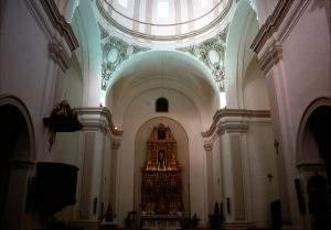 parroquia de san juan evangelista plasencia de jalon