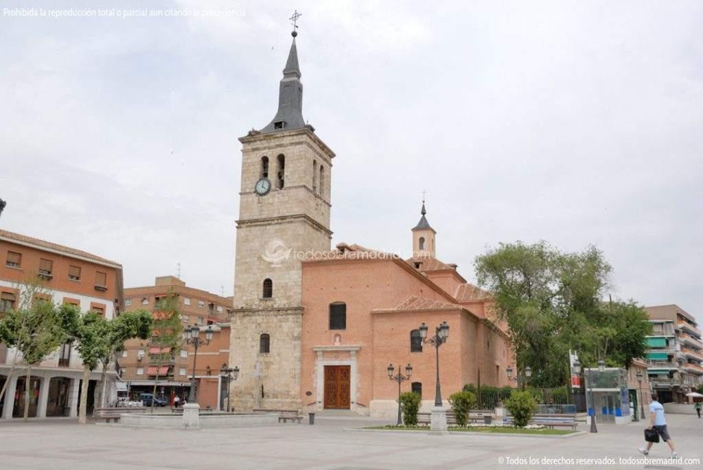 parroquia de san juan evangelista torrejon de ardoz