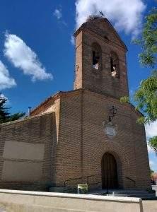 parroquia de san juan evangelista velascalvaro