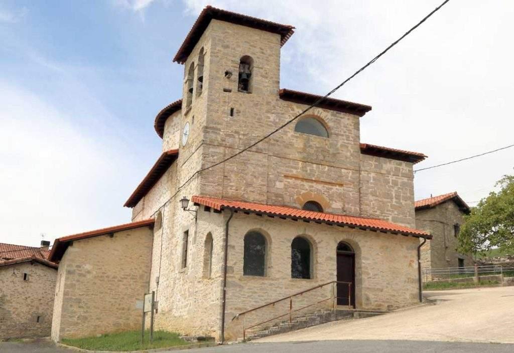 parroquia de san juan montevite