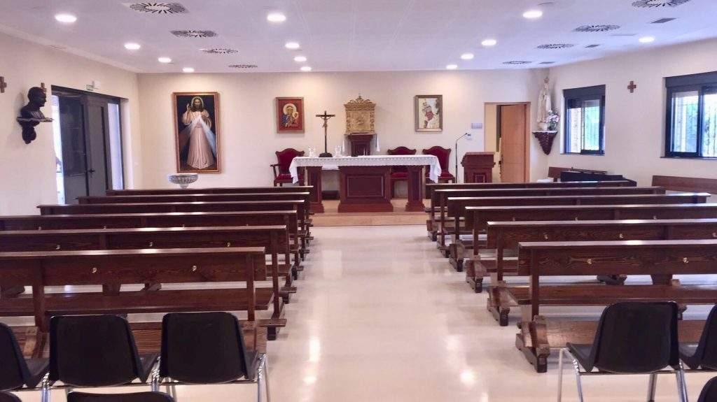 parroquia de san juan pablo ii montequinto